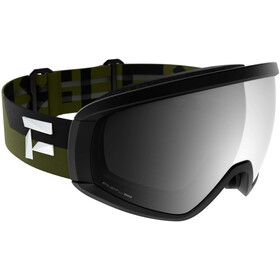 Flaxta Episode Goggles dust green/black